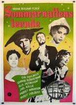 фильм Улыбки летней ночи Sommarnattens leende 1955