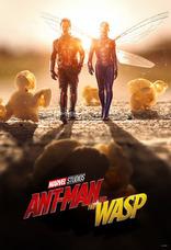 фильм Человек-Муравей и Оса Ant-Man and the Wasp 2018