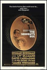 фильм Змеиное яйцо The Serpent's Egg 1977