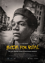 фильм Баския: Взрыв реальности Boom for Real: The Late Teenage Years of Jean-Michel Basquiat 2017