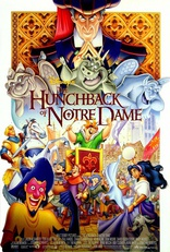 фильм Горбун из Нотр Дама The Hunchback of Notre Dame 1996