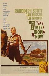 фильм Семь человек с этого момента 7 Men from Now 1956