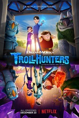 фильм Охотники на троллей Throllhunters 2016