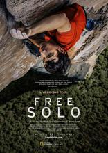 фильм Свободный подъем в одиночку Free Solo 2018