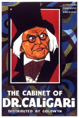 фильм Кабинет доктора Калигари Das Cabinet des Dr. Caligari 1920