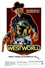 фильм Мир Дикого Запада Westworld 1973