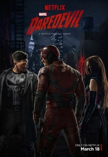 фильм Сорвиголова Daredevil 2015-