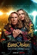 фильм Музыкальный конкурс Евровидение: История группы Fire Saga Eurovision Song Contest: The Story of Fire Saga 2020