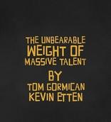 фильм Невыносимая тяжесть огромного таланта Unbearable Weight of Massive Talent, The 2021