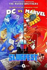 фильм Ожесточенная битва DC vs. Marvel TBA