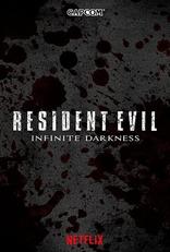фильм Обитель Зла: Бесконечная тьма Resident Evil: Infinite Darkness 2021