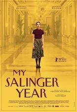 фильм Мой год Сэлинджера My Salinger Year 2020