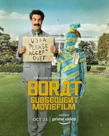 фильм Борат 2 Borat: Gift of Pornographic Monkey to Vice Premiere Mikhael Pence to Make Benefit Recently Diminished Nation of Kazakhstan 2020