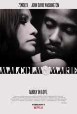 фильм Малкольм и Мари Malcolm & Marie 2021