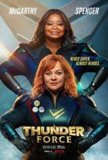 фильм Сила Грома Thunder Force 2021