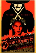 фильм «V» значит вендетта V for Vendetta 2005