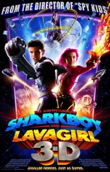 ����� ����������� ������� � ���� Adventures of Sharkboy and Lavagirl 3-D, The 2005