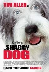 фильм Лохматый папа Shaggy Dog, The 2006