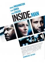 фильм Не пойман  не вор Inside Man 2006