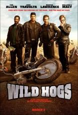 фильм Реальные кабаны Wild Hogs 2007