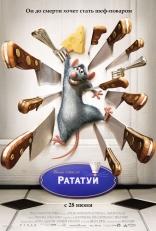 фильм Рататуй Ratatouille 2007