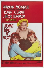 ����� � ����� ������ ������� Some Like It Hot 1959
