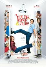 фильм Твои, мои и наши Yours, Mine and Ours 2005