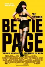 фильм Непристойная Бэтти Пэйдж Notorious Bettie Page, The 2005