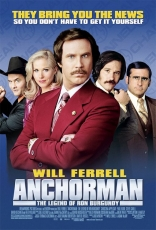 фильм Телеведущий: Легенда о Роне Бургунди Anchorman: The Legend Of Ron Burgundy 2004