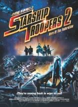 фильм Звездный десант 2: Герой Федерации Starship Troopers 2: Hero of the Federation 2004
