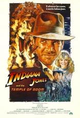 фильм Индиана Джонс и Храм судьбы Indiana Jones and the Temple of Doom 1984
