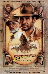фильм Индиана Джонс и Последний крестовый поход Indiana Jones and the Last Crusade 1989