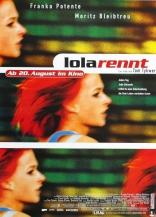 фильм Беги, Лола, беги Lola rennt 1998
