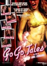 фильм Сказки стриптиз-клуба Go Go Tales 2007
