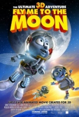 ����� ������ �� ���� 3D Fly Me to the Moon 2008