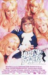 фильм Остин Пауэрс. Человек-загадка международного масштаба Austin Powers: International Man of Mystery 1997