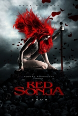 ����� ����� ����* Red Sonja TBA