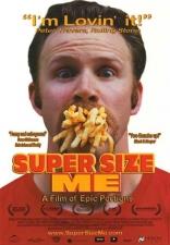 фильм Двойная порция Super Size Me 2004