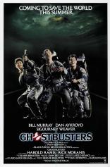 фильм Охотники за привидениями Ghostbusters 1984