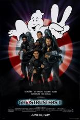 фильм Охотники за привидениями II Ghostbusters II 1989