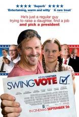 фильм На трезвую голову Swing Vote 2008