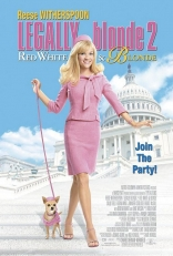 фильм Блондинка в законе 2 Legally Blonde 2: Red, White & Blonde 2003