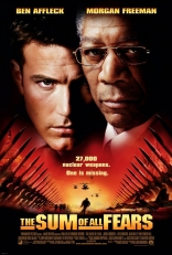 фильм Цена страха Sum of All Fears, The 2002
