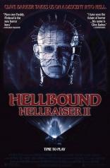 фильм Восставший из ада II Hellbound: Hellraiser II 1988