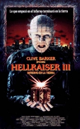 фильм Восставший из ада III: Ад на Земле Hellraiser III: Hell on Earth 1992