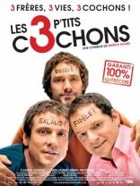 фильм 3 похотливых поросенка 3 p'tits cochons, Les 2007