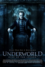 ����� ������ ���: ��������� ������� Underworld: Rise of the Lycans 2009