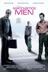 фильм Великолепная афера Matchstick Men 2003