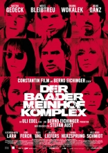 фильм Комплекс Баадер-Майнхоф* Baader Meinhof Komplex, Der 2008