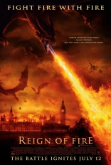 фильм Власть огня Reign of Fire 2002